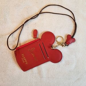 Accessories - Mickey Mouse Themed ID Lanyard